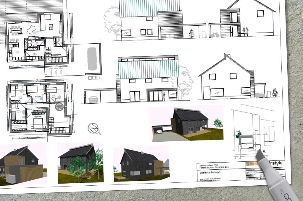 innenarchitektur - woodnstyle - objektgestaltung - goldenstedt, Innenarchitektur ideen